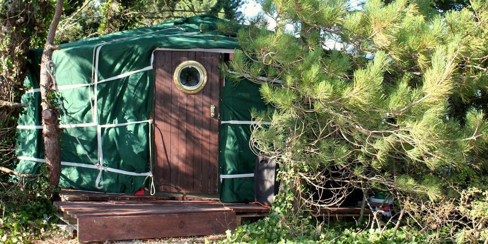 Image of an Emsworth Yurt